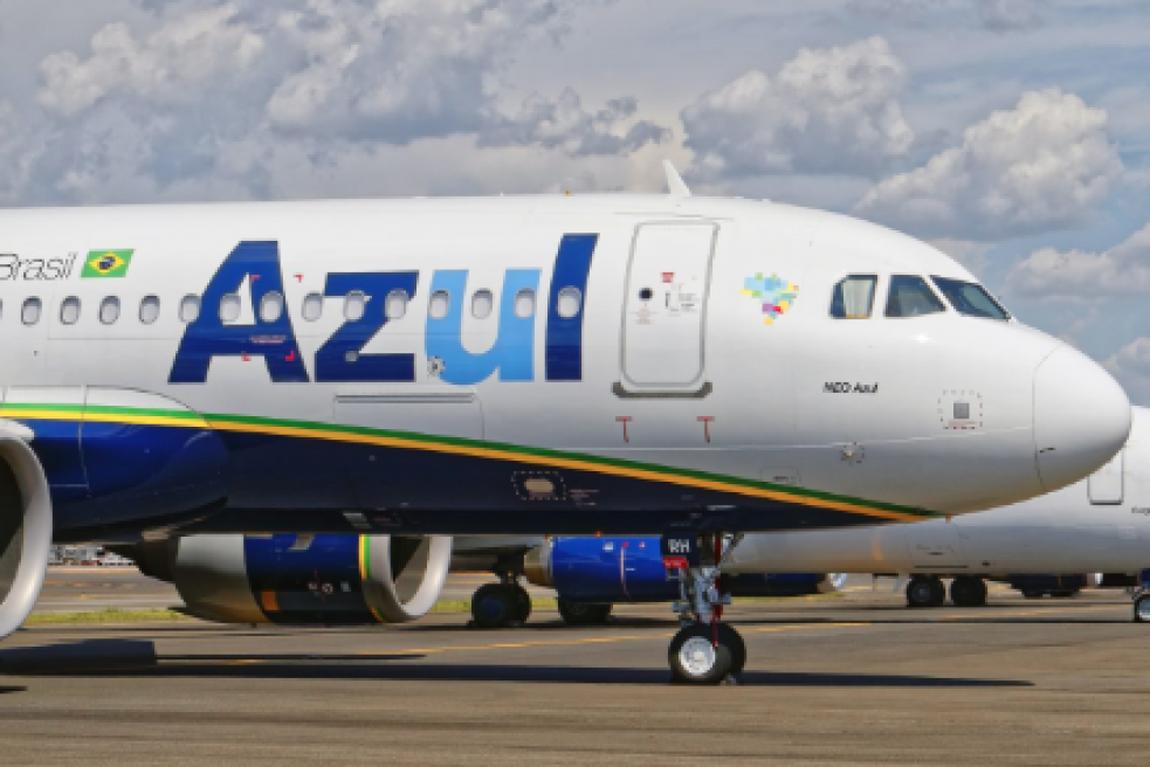 Azul passa a oferecer parada gratuita em São Paulo para seus Clientes