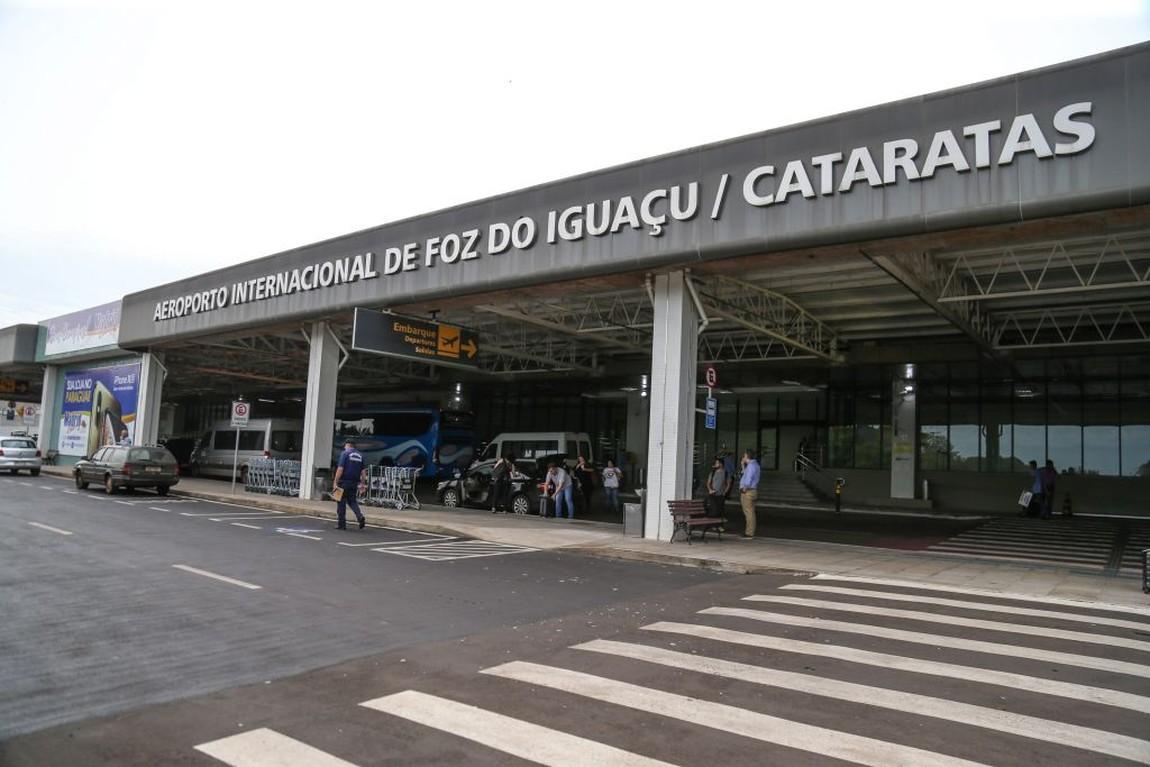 Image result for Aeroporto Cataratas Iguaçu