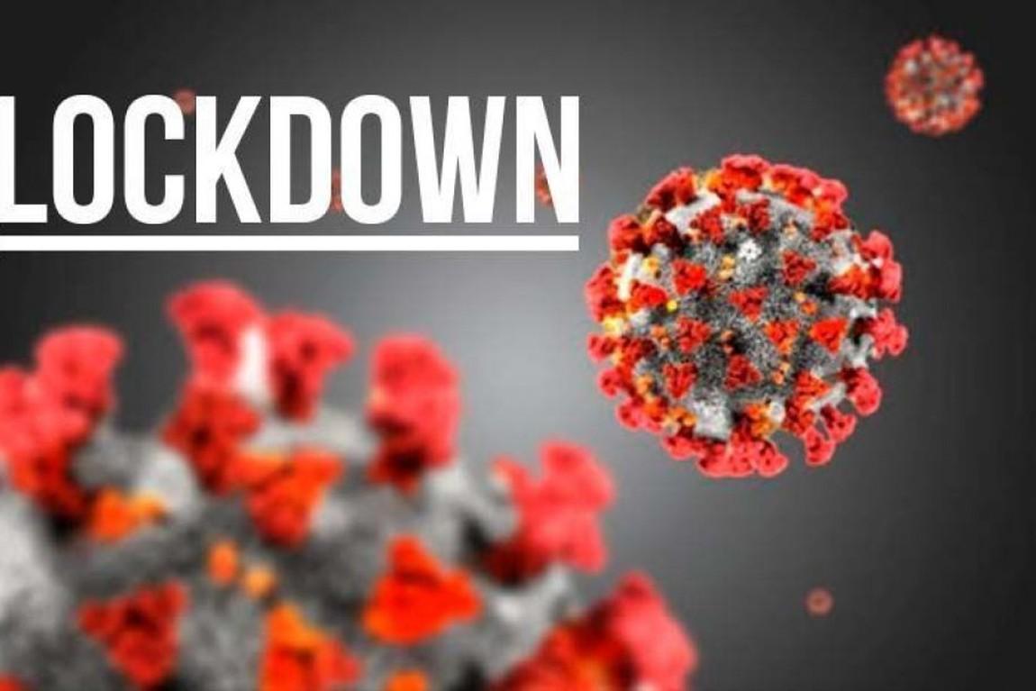 """Lockdown"""" está iminente, revela Doria"""