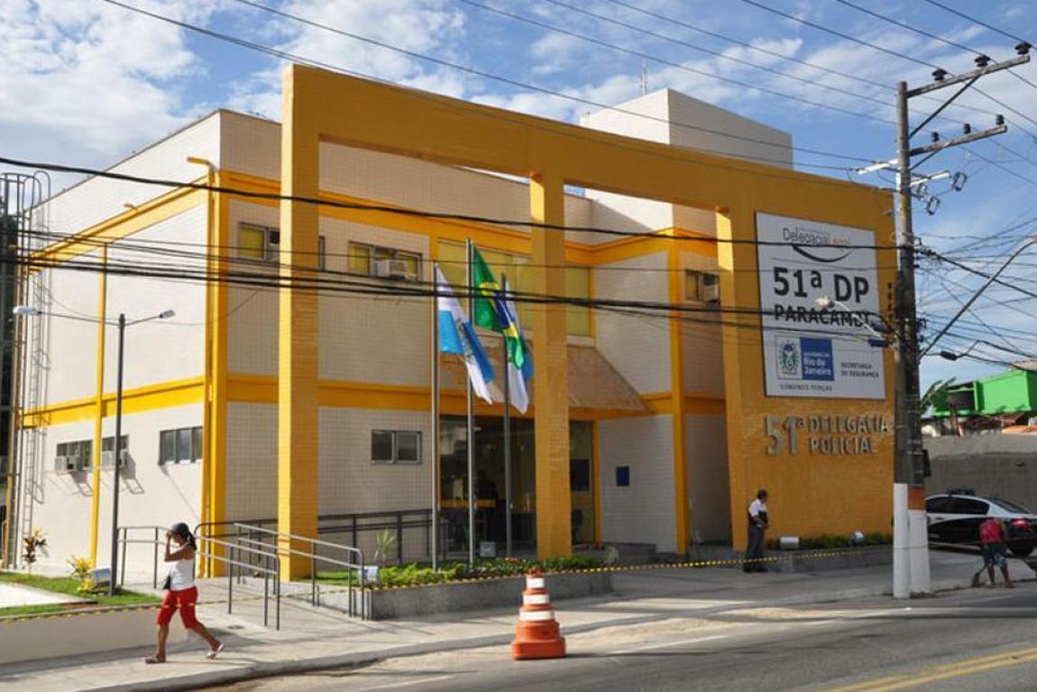 Foragido da Justiça é preso em Paracambi, RJ