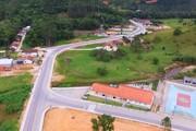 Guabiruba investiu cerca de R$ 16 milhões em pavimentação asfáltica