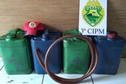 Servidor de Loanda é preso suspeito de furtar combustível do município