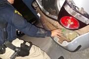 Dois são presos transportando skank na Via Dutra, em Itatiaia