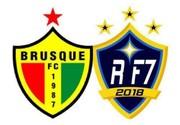 Brusque FC terá representação no Futebol de Sete
