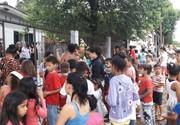 Dona Chica precisa de ajuda para presentear 400 crianças na Páscoa