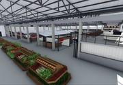 Mercado Municipal será entregue à população em junho de 2019