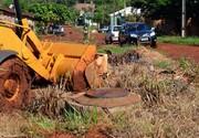 Obras de drenagem no Jardim São Luiz começam na segunda-feira