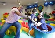 Empreendedores criam academia para bebês em Porto Alegre