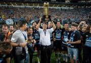 Na marra, Renato diz estar cansado de títulos pelo Grêmio