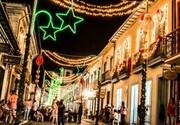 Inauguração do Natal de Luz acontece na quarta-feira (6)