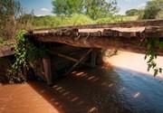Situação de emergência é reconhecida e sete pontes serão reconstruídas