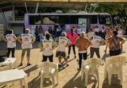 Ônibus Lilás amplia atendimento à mulher vítima de violência
