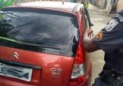 Adolescentes roubam carro em Volta Redonda e são presos em Pinheiral