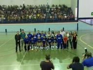 Sábado a equipe feminina da cidade conquistou a Taça EPTV de Futsal e no domingo o Atlético sagrou-se campeão do Amador 2015.