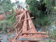 Apesar do incidente, ninguém ficou ferido.