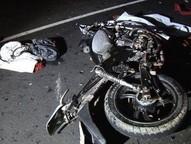 Homem morreu após um engavetamento com mais três carros