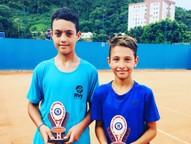 Brusquenses conseguiram bons resultados nos jogos que ocorreram no Clube Guarani