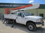 Caminhão no valor de R$ 286 mil foi viabilizado por meio de recursos da Cosip (Contribuiçao para Custeio da Iluminação Pública)