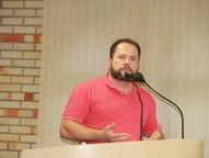 Marcos Deichmann (Patriota) criticou gestão da Saúde municipal na última sessão da Câmara