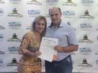 Ação faz parte do programa Avança Cruzeiro, que está em execução no município.
