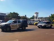 Quatro presos que estariam na liderança do movimento foram transferidos para a Penitenciária de Cruzeiro do Oeste.