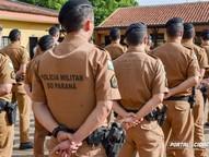 Protocolo que segue em andamento no Comando da Polícia Militar, prevê a abertura de pelo menos quatro mil vagas para policiais militares e bombeiros.