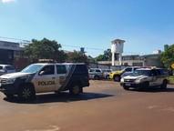 Quatro presos foram transferidos para a Penitenciária de Cruzeiro do Oeste.