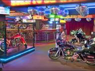 A primeira e já confirmada pelo grupo é o Bar da Harley. Investimento será de R$ 125 milhões para um total de dez atrações.
