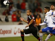 O Furacão não conseguiu furar a defesa do Foz do Iguaçu, que pega o Coritiba na semifinal da Taça Dionísio Filho.