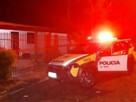 Crime aconteceu na noite desta terça-feira (13) na Rua Maria Helena de Lima. Ninguém foi preso.