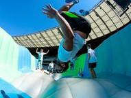 Evento inédito em Foz do Iguaçu reúne atividade física e diversão. Veja como participar.