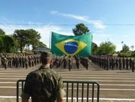 A unidade é formada por tropas e veículos operacionais que auxiliam nos deslocamentos realizados em operações na região.