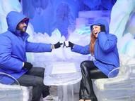 Os visitantes podem degustar licores artesanais, produzidos, especialmente, para o maior bar de gelo do mundo.