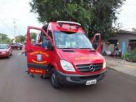 As vítimas foram encaminhados ao Pronto Socorro do PA Morumbi.