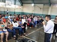 O vice-prefeito, Nilton Bobato esteve na Assembleia Geral, ontem (22), e apresentou posicionamento.