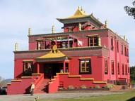 As tradicionais danças sagradas terão início às 10h, no Templo Budista Khadro Ling
