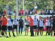 Odair Hellmann realizou algumas observações no time do Inter que servirão de preparação para o Gre-Nal