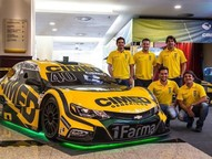 Evento foi para temporada 2018 da Stock Car.