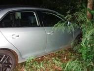 Militares em patrulhamento desconfiaram das atitudes do motorista do carro e tentaram efetuar a abordagem ainda no Parque Sao Paulo