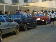 Por meio de um relato postado nas redes sociais ela pediu para que a Prefeitura de Andradas resolvesse a situação