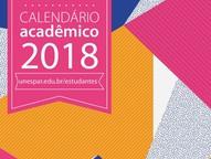 O calendário acadêmico de 2018, já está disponível para consulta no site da instituição.