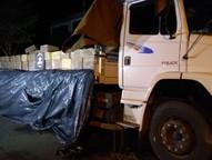 A droga foi apreendida próximo a Nova Esperança; Denarc acredita que o caso tenha ligação com quadrilha de traficantes sediada em Paranavaí
