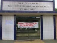 Em Paranavaí, o colégio Unidade Polo está ocupado desde a última terça-feira (11)