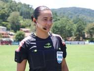 O evento é uma pré-seleção da Fifa, para a escolha das 15 mulheres, que irão compor a equipe de árbitras para a Copa