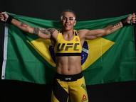 'Bate-Estaca' vem de uma vitória por decisão unânime sobre a lutadora Cláudia Gadelha, em setembro do ano passado