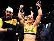 A umuaramense se tornou a lutadora com o maior número de vitórias no UFC