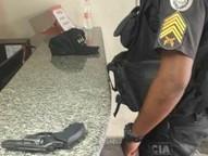 Ação aconteceu durante um patrulhamento na Avenida São Lucas, diz PM.