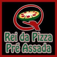 Rei da Pizza Pré Assada