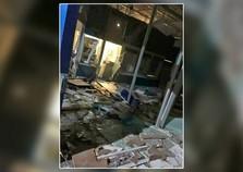 Bandidos destroem cinco agências bancárias em Caconde (SP)