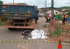 Garoto de 5 anos morre atropelado por caminhão em Campestre (MG)
